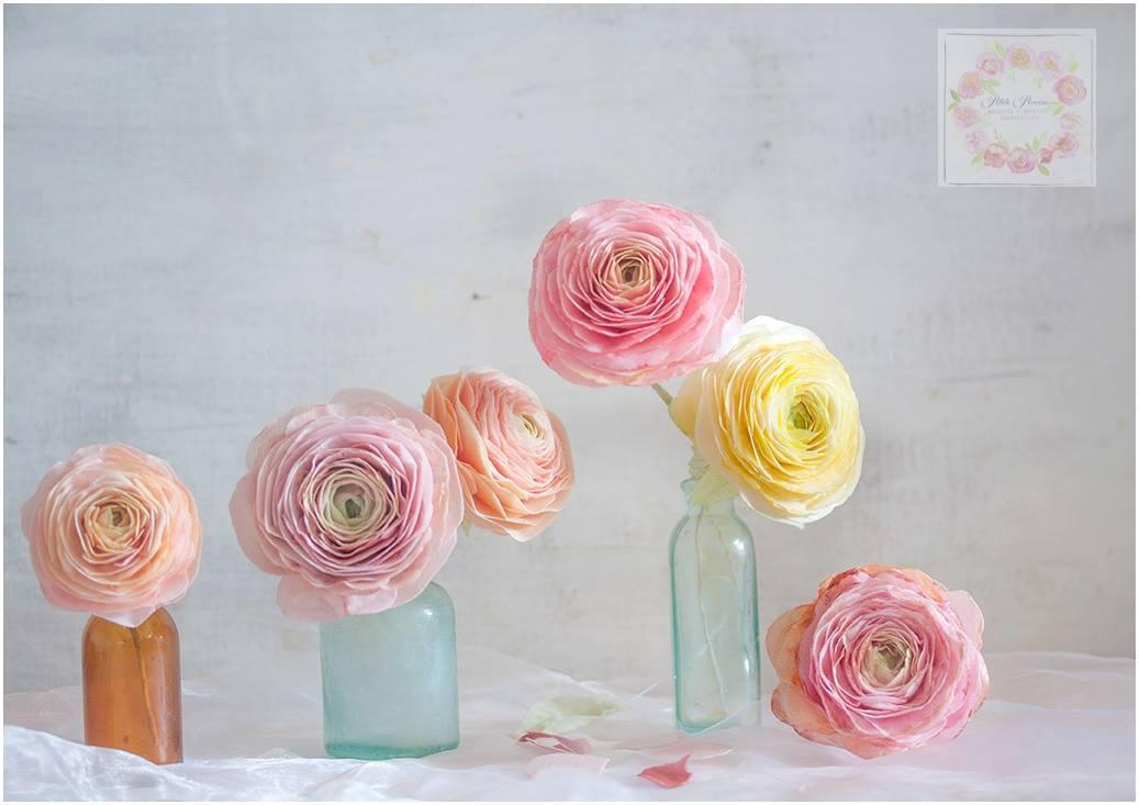 27.11 Poznań, cena 550 zł. Modelowanie kwiatów z papieru jadalnego