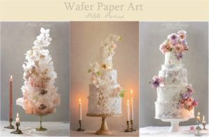 wafer paper art