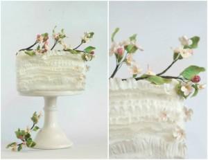 tort na ślub i wesele