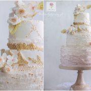 Platinum sesja torta