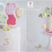 Tort dla dziecka ze świnką